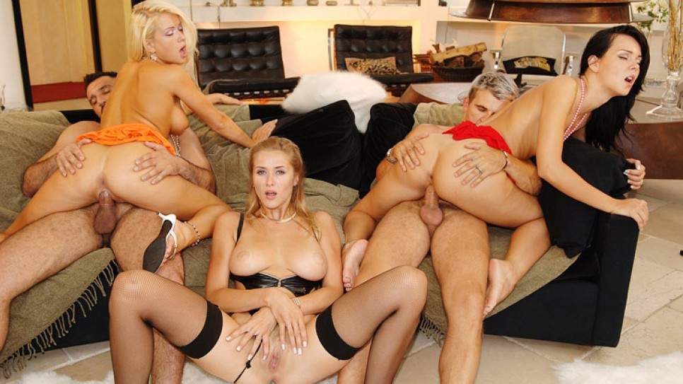 Orgy With Horny Stacy silver : <b>xxx</b> pictures & videos in hd on dorcelclub