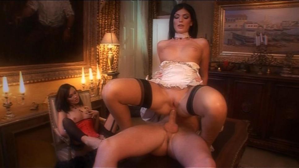 Hardcore Threesome Foot fetichism and <b>xxx</b> anal job for a <b>hardcore threesome</b> with <b></b>
