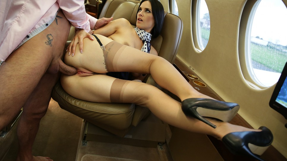 Air hostess girl xxx
