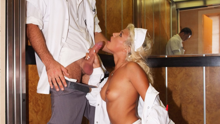 Axelle Parker - The Nurse - Marc Dorcel