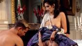Coralie : La princesse sodomis�e dans son chateau