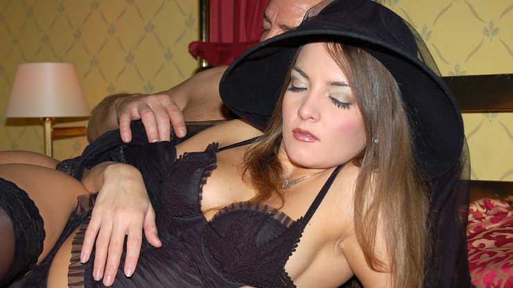 Oksana - The Widow - Marc Dorcel